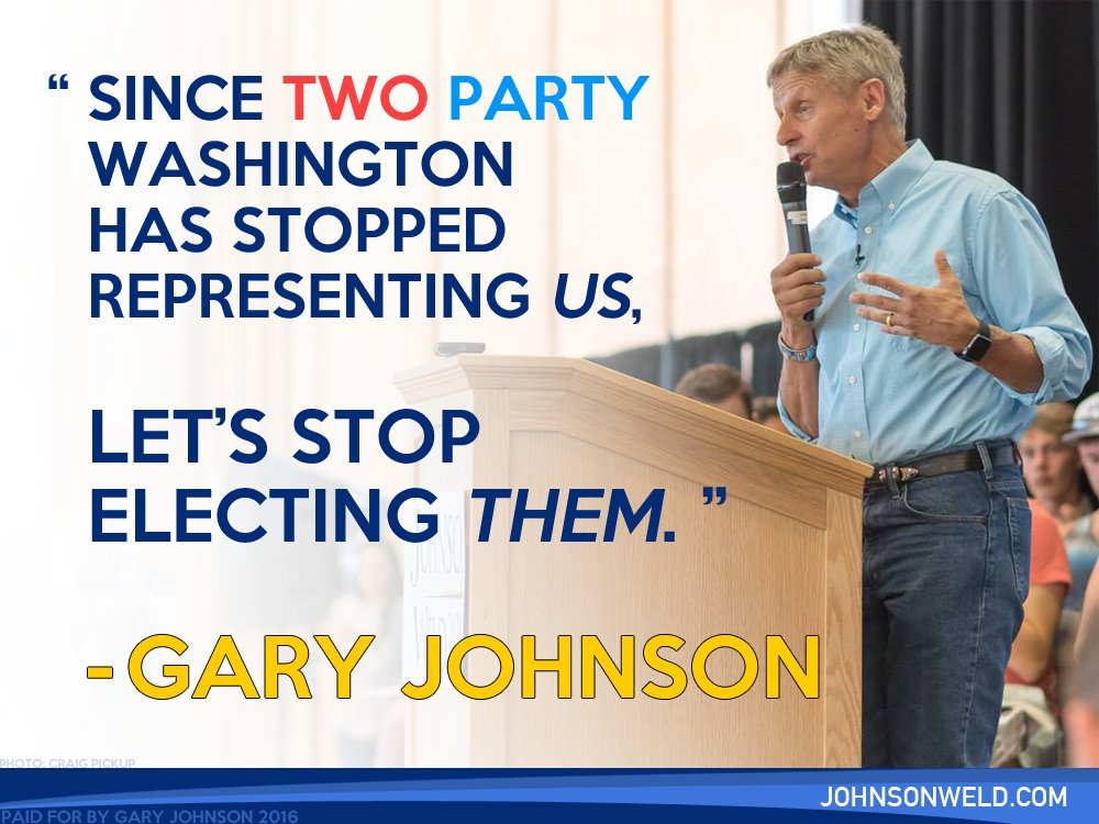 Gary Johnson LIbertarian Quote 2016 presidential election usa 39940454 1000 750 2016 presidential election usa images gary johnson (libertarian