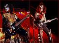 Gene ~London, Ontario, Canada…July 18, 1977  - kiss photo