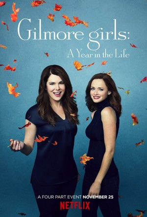 Gilmore Girls - A 年 in the Life