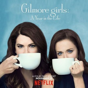 Gilmore Girls- National Coffee দিন Poster