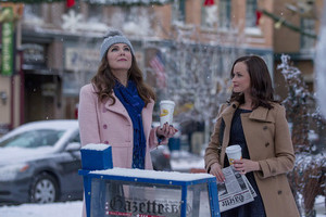 Gilmore Girls Revival: Official foto-foto