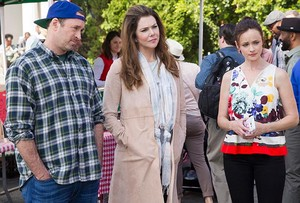 Gilmore Girls Revival: Official foto's
