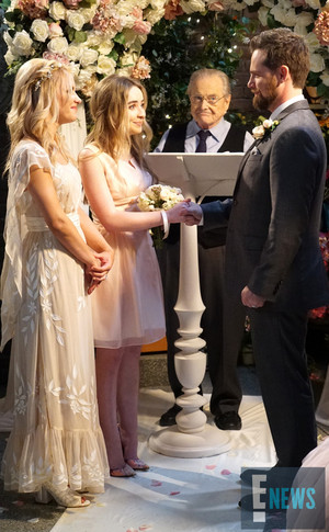 Girl Meets World wedding