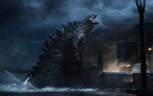 Godzilla 2014 Hintergrund