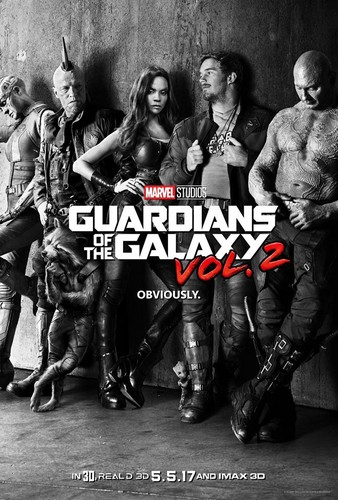 Guardians of the Galaxy 바탕화면 probably with 아니메 called Guardians of the Galaxy Vol. 2 Teaser Poster