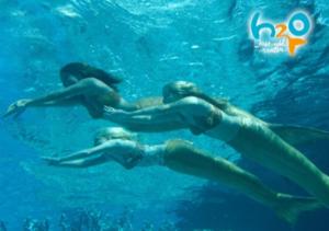 H20 Mermaid