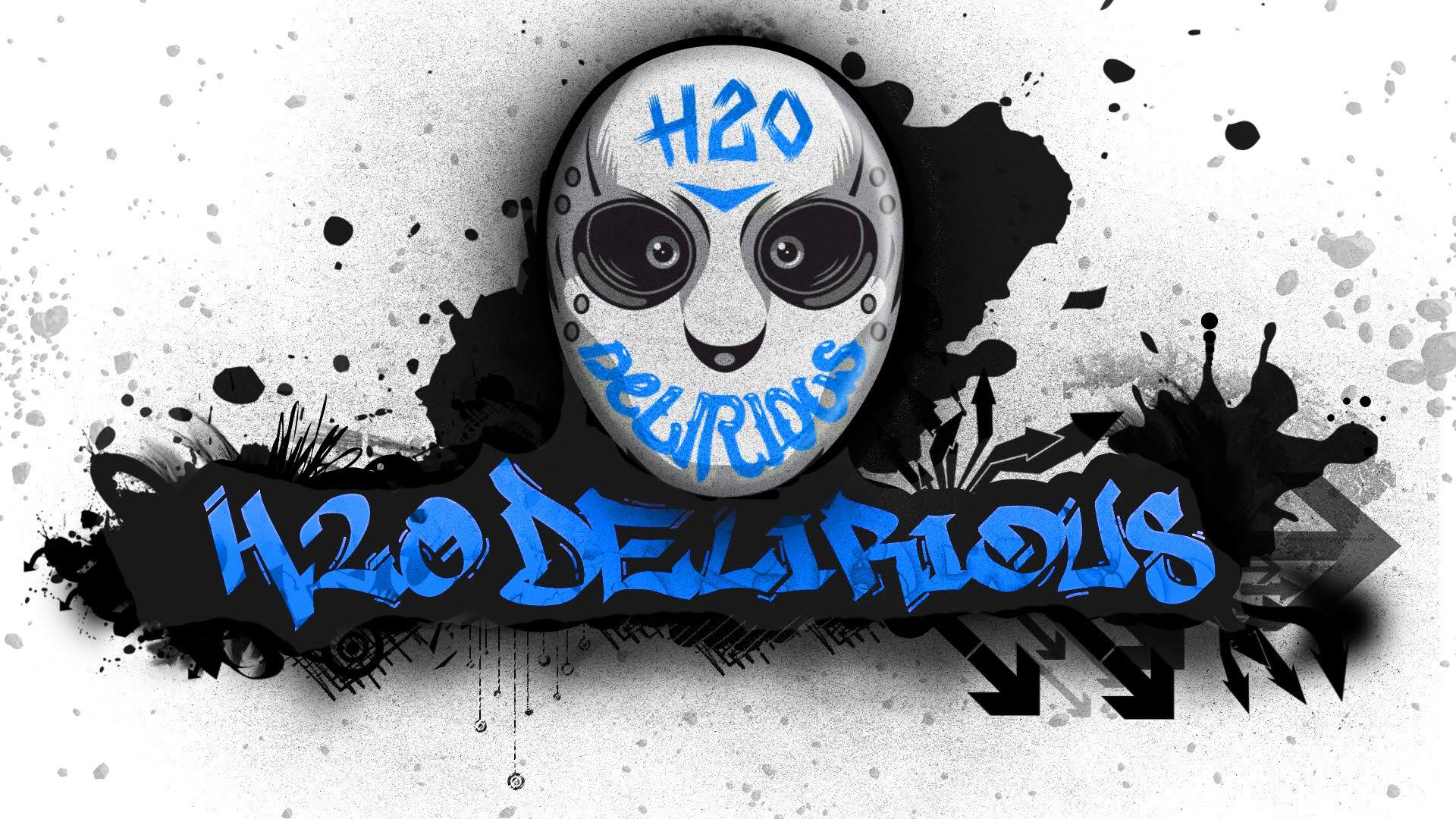 H2O DELIRIOUS 팬 Art