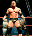 HHH Double Champ - wwe icon