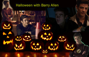 Halloween with Barry Allen / The Flash