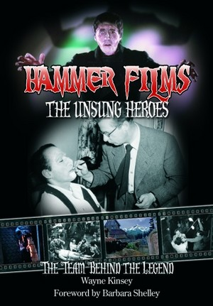 Hammer Films: The Unsung Heroes - book cover