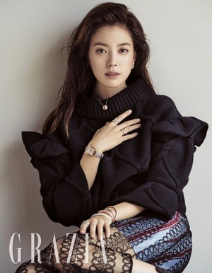 Han Hyo Joo for 'Grazia'