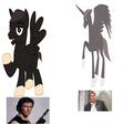 Han Solo Pony - my-little-pony-friendship-is-magic photo