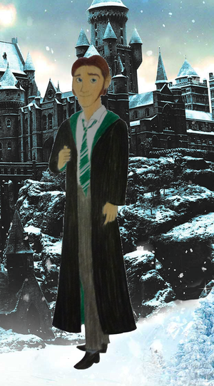 Hans in Slytherin