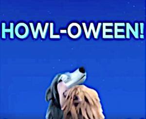 Happy Howl-oween!