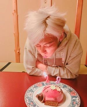 Happy birthday T.O.P