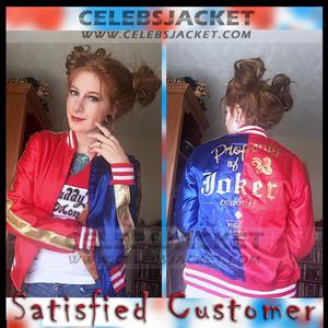 Harley Quinn giacca