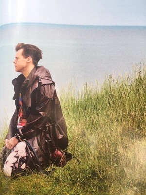 Harry for Another Man Magazine