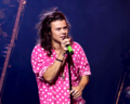 Harry in pink - harry-styles photo