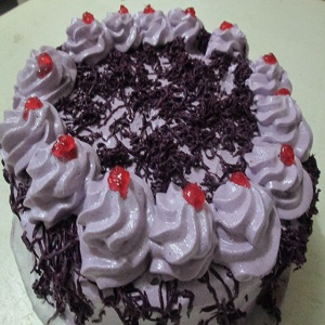 Heavenly Ube Cake