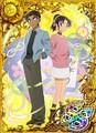 Heiji and Kazuha - anime photo