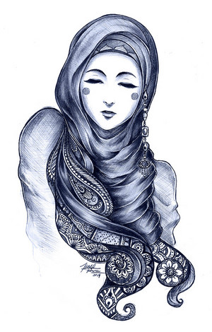 Hijabi Contentment