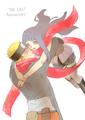Hinata Hyuga and Naruto Uzumaki - hinata-hyuga fan art