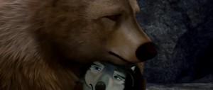 Humphrey stuck with bear