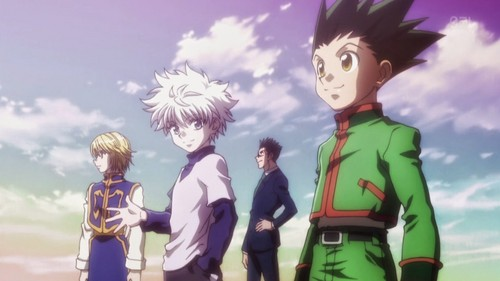 hunter x hunter wallpaper entitled Hunter X Hunter