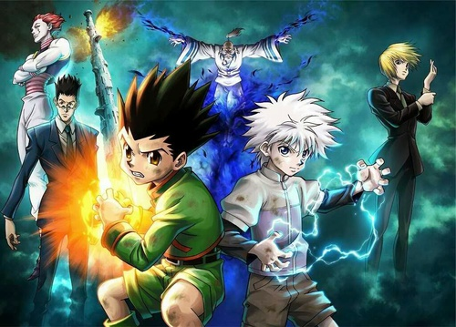 Hunter x Hunter wallpaper called Hunter X Hunter