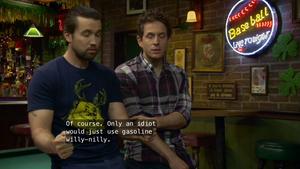 Mac and Dennis