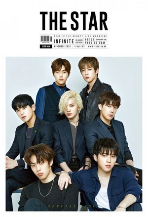 INFINITE for 'The Star'