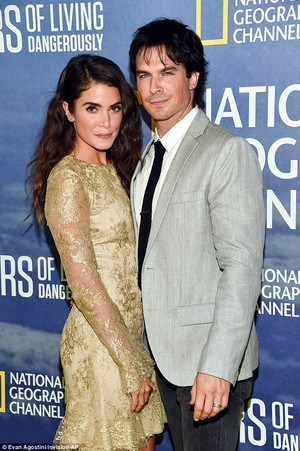 Ian and Nikki Reed