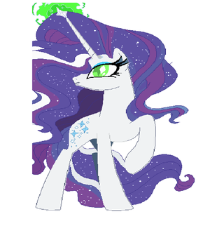 If rarity stayed evil