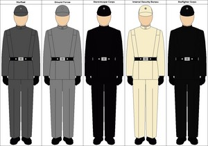 Imperial Uniforms