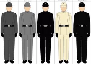 Imperial Uniforms