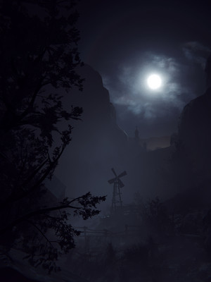 In the Moonlight