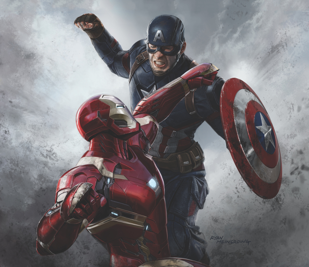 Captain America: Civil War images Iron Man vs Captain America HD wallpaper and background photos