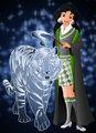 茉莉, 茉莉花 in Hogwarts