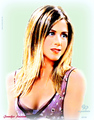 Jennifer Aniston  - jennifer-aniston fan art