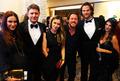 Jensen, Jared and Danneel - jensen-ackles photo
