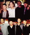 Jensen and Jared - jensen-ackles photo