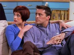 Joey and Kathy