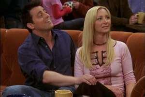Joey and Phoebe