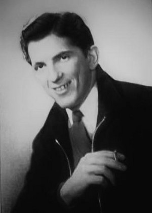 Jonathan Frid--1950s