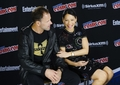 Jonny and Lucy at NYCC (October,2016) - sherlock-and-joan photo