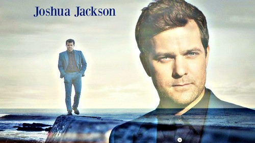 Joshua Jackson wallpaper probably with a portrait called Joshua Jackson wallpaper