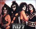 KISS 1974 - kiss photo