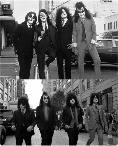Kiss images Kiss ~Always Dressed to Kill 1975 and 2013 HD ...