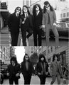KISS ~Always Dressed to Kill 1975 and 2013 - kiss photo