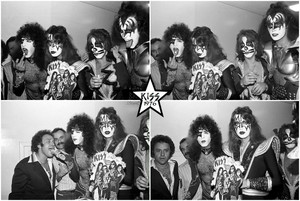 Kiss ~Anaheim, California…August 20, 1976